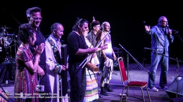 Radik Tyulyush-Diaghilev Festival – Perm/Russia, 20June,2014