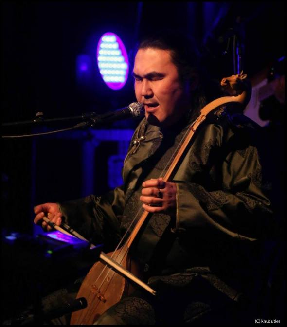 Radik Tyulyush - Voice With Roots -Oslo World Music Festival 2015